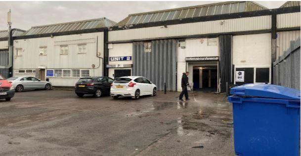 Thumbnail Industrial to let in Unit 2, Jubilee Trading Estate, East Tyndall Street, Cardiff, South Glamorgan