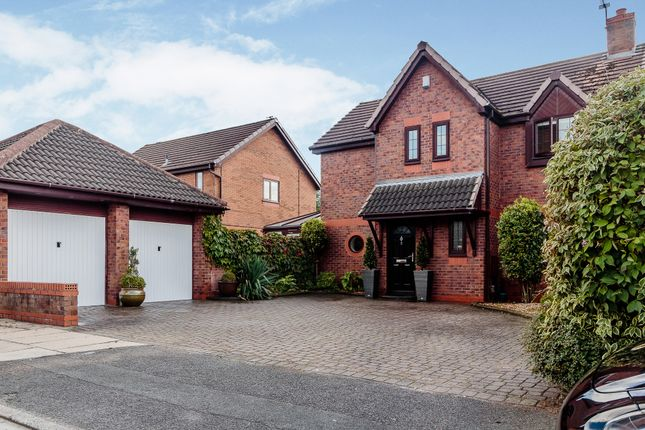 Thumbnail Detached house for sale in Appleby Green, Liverpool