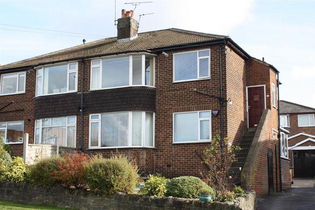 Thumbnail Flat to rent in Tinshill Road, Cookridge, Leeds