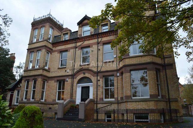 3 bed flat for sale in Aigburth Drive, Aigburth, Liverpool