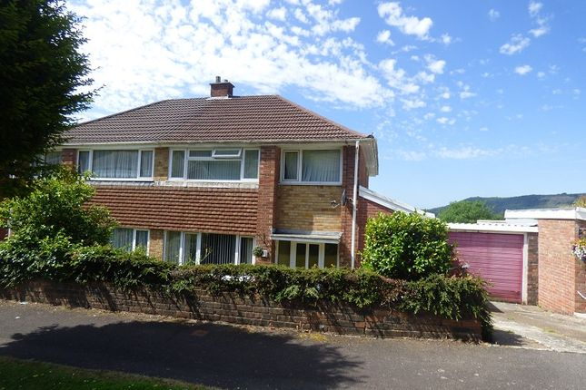 Thumbnail Property to rent in 47 Alexander Road, Rhyddings, Neath.