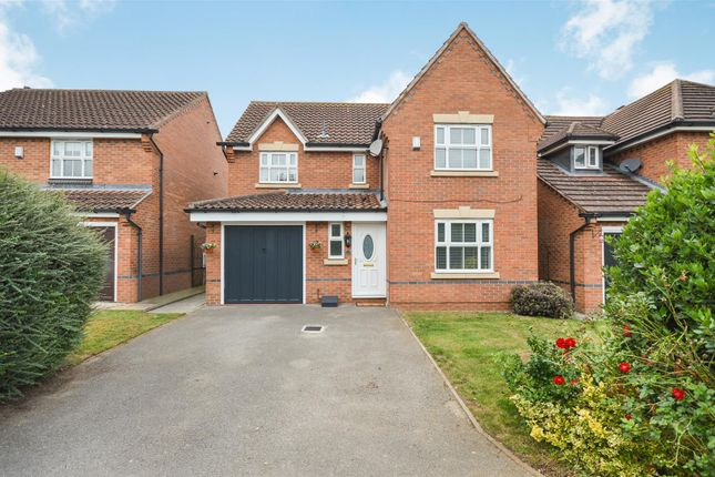 4 bed detached house for sale in Beresford Drive, Sudbrooke, Lincoln LN2