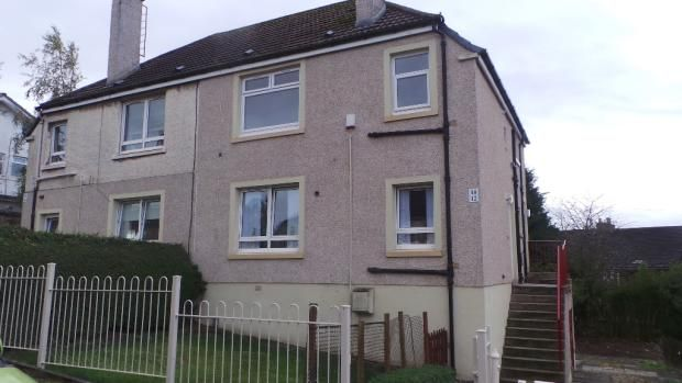 Thumbnail Flat for sale in Cecil Street, Coatbridge