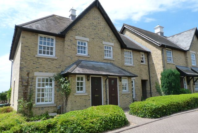 Thumbnail End terrace house to rent in Warrenne Way, Reigate