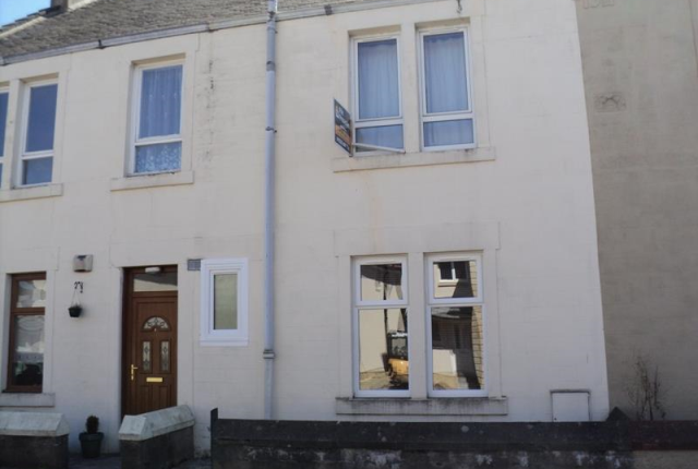 Thumbnail Flat to rent in Thistle Terrace, Leven
