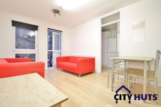 Thumbnail Maisonette to rent in Staveley Close, London