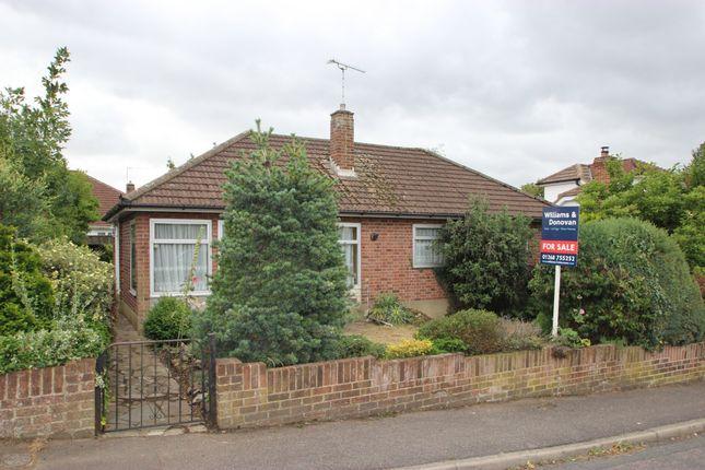Thumbnail Detached bungalow for sale in Heathfield, Benfleet