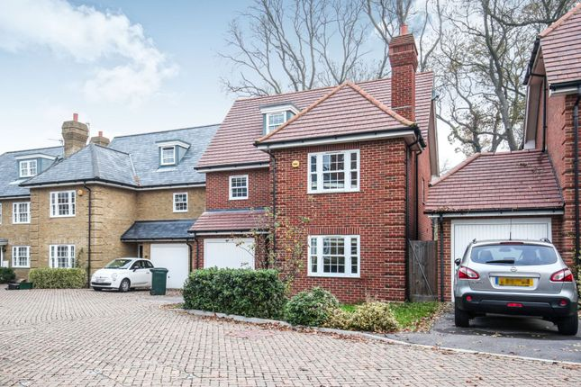 Thumbnail Detached house for sale in Century Way, Beckenham