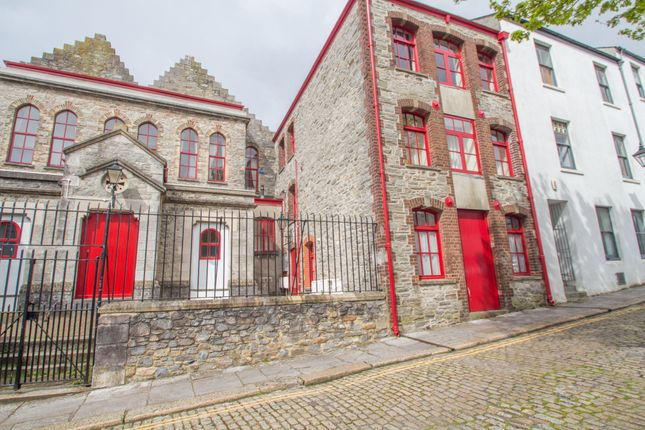 Thumbnail Flat for sale in Batter Street, Barbican, Plymouth