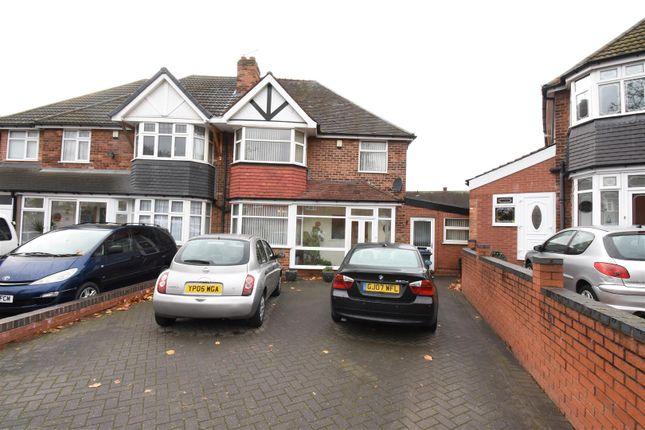 Semi-detached house in  Radstock Avenue  Hodge Hill  Birmingham  Birmingham