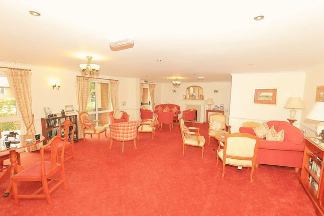 Residents Lounge of Primlea Court, Corbridge NE45