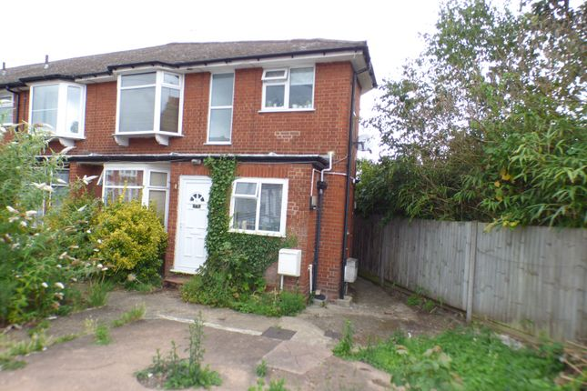 Thumbnail Flat to rent in Whittington Road, Bounds Green