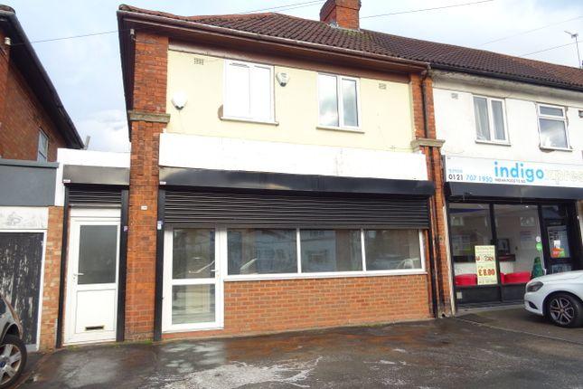 Thumbnail Office for sale in Gospel Lane, Acocks Green, Birmingham