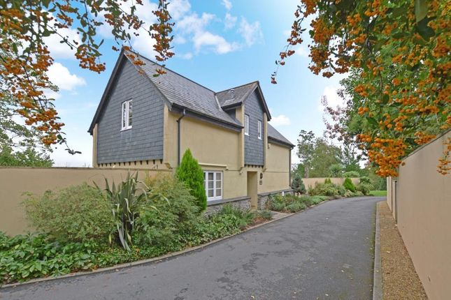 Thumbnail Detached house for sale in Sandford Orleigh, Orleigh Park, Newton Abbot, Devon