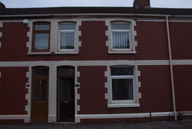 Thumbnail Terraced house to rent in 18 Brook Street, Taibach, Port Talbot.
