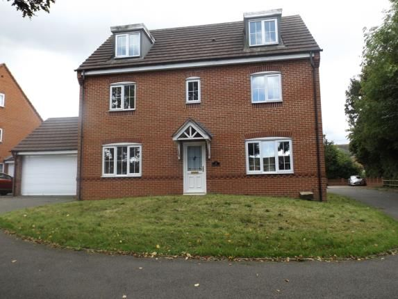 Thumbnail Detached house for sale in Woden Road South, Wednesbury, West Midlands