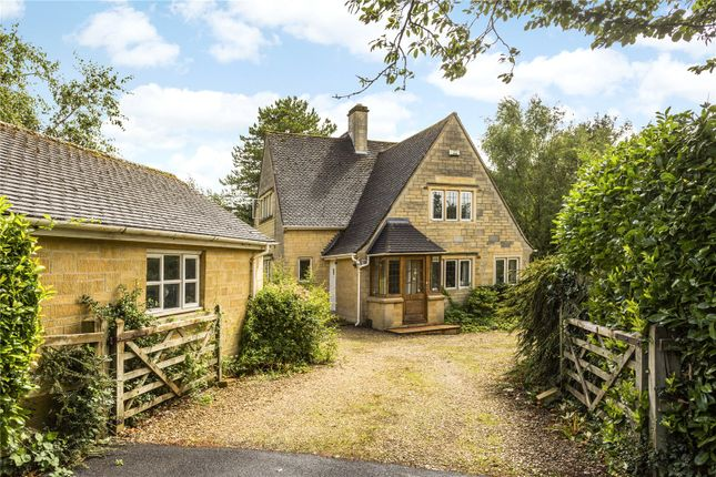 Thumbnail Detached house for sale in Hambutts Mead, Painswick, Stroud, Gloucestershire