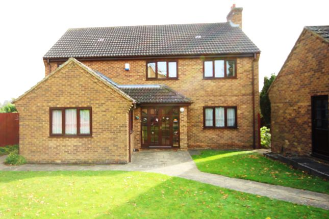 Thumbnail Detached house for sale in Mitchell Street, Kettering