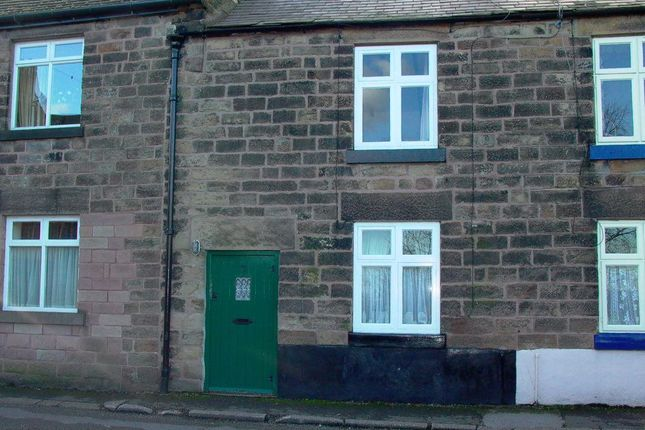 Thumbnail Cottage to rent in Surgery Lane, Crich, Matlock