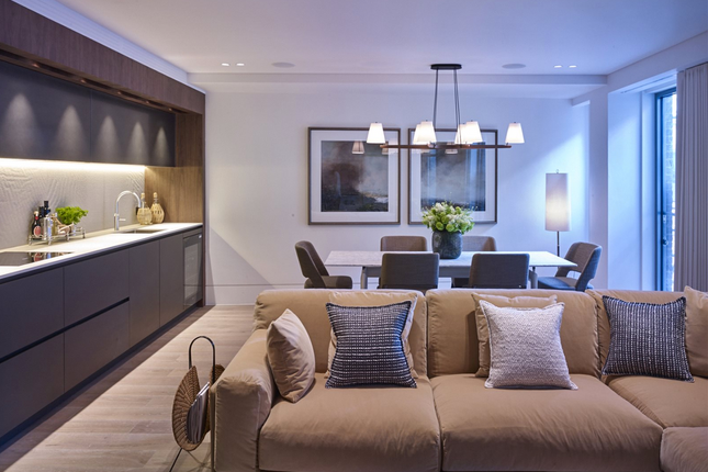 Thumbnail Flat for sale in Adelphi Terace, John Adam Street, Covent Garden, London