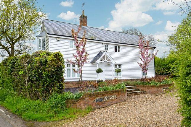 Thumbnail Detached house for sale in Duddenhoe End, Saffron Walden