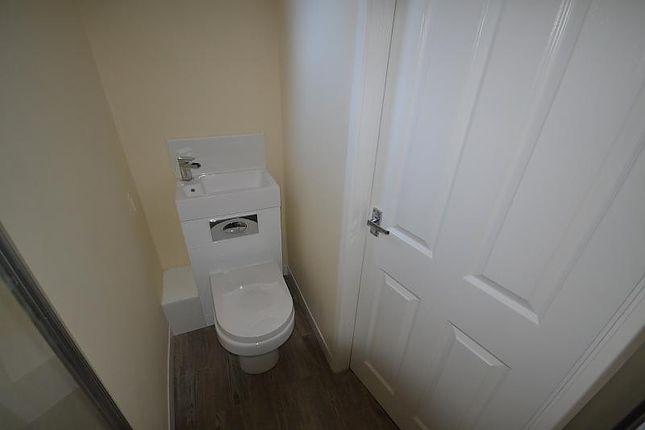 Toilet of Marina, St Leonards On Sea TN38