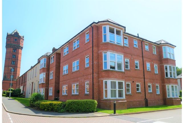 Thumbnail Flat for sale in 81 Willow Drive, Leek