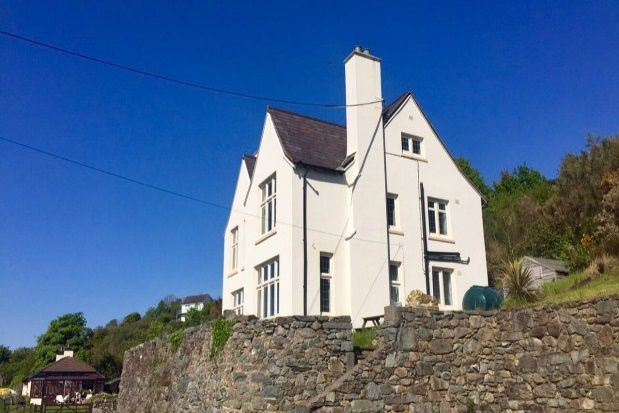 Thumbnail Detached house to rent in Harlech