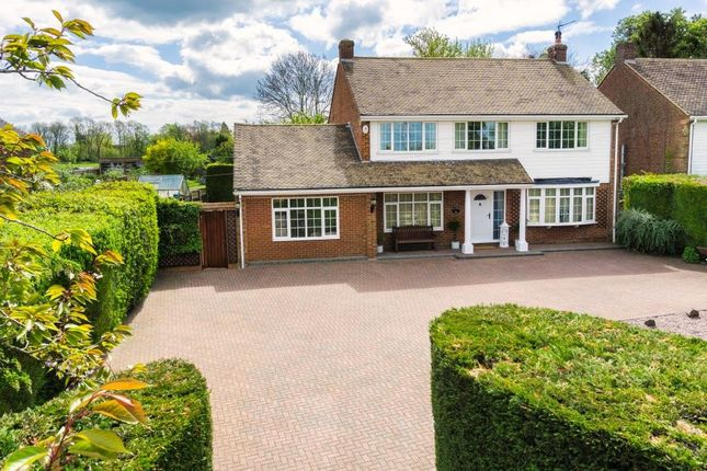 Thumbnail Detached house for sale in Heydon Road, Great Chishill, Royston