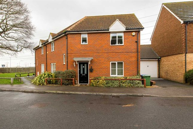 Thumbnail Semi-detached house for sale in Reams Way, Kemsley, Sittingbourne