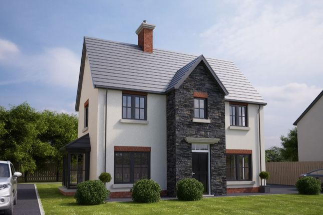 Thumbnail Detached house for sale in Coopers Mill, Upper Newtownards Road, Dundonald