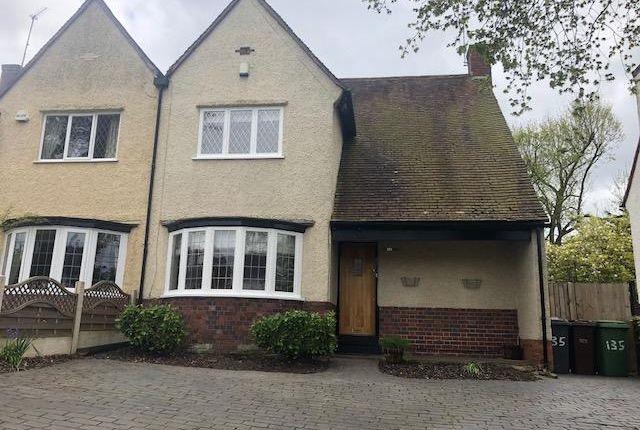 Semi-detached house in  Castlecroft Road  Finchfield  Wolverhampton  Birmingham