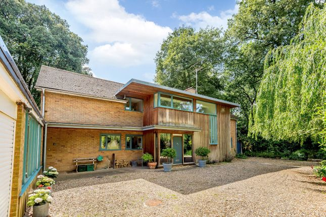 Thumbnail Detached house for sale in Old Rectory Drive, Dry Drayton, Cambridge