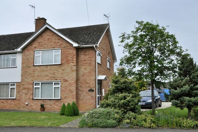Thumbnail Semi-detached house for sale in High Street, Badsey, Evesham