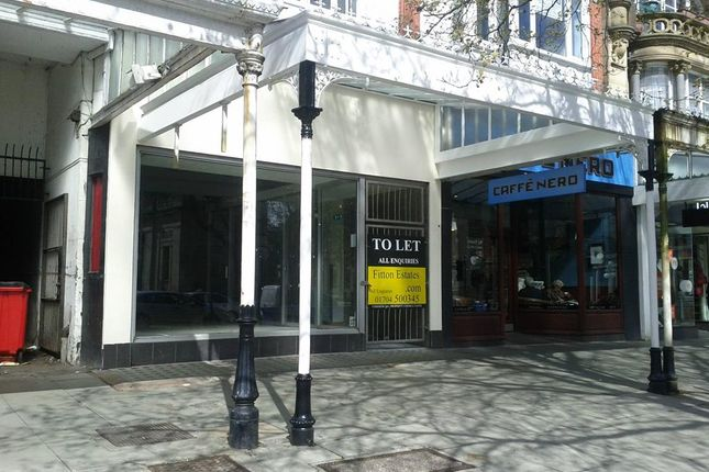 Thumbnail Retail premises to let in 347 - 349 Lord Street, Southport, Merseyside