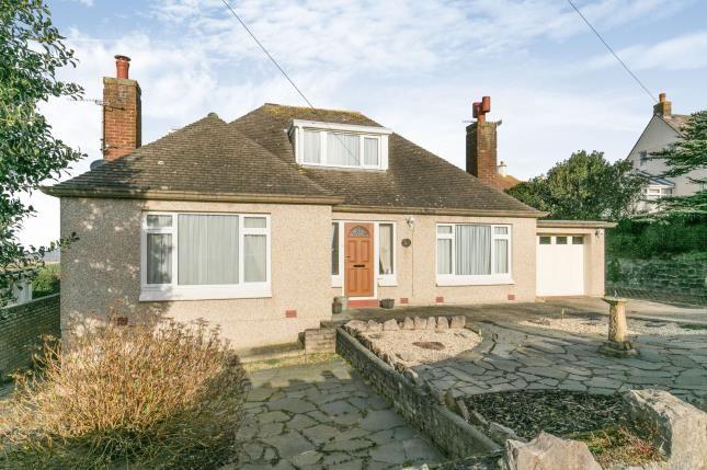 Thumbnail Detached house for sale in Deganwy Road, Llanrhos, Llandudno, Conwy