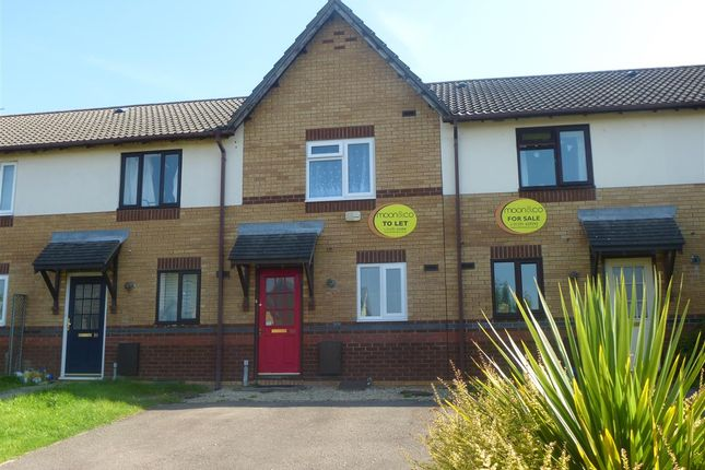 Thumbnail Terraced house to rent in Lewis Way, Thornwell, Chepstow