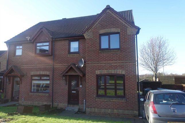 3 bed semi-detached house to rent in Ravenscraig Court, Bellshill