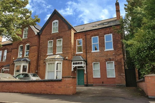 Thumbnail Block of flats for sale in Clarendon Road, Edgbaston, Birmingham