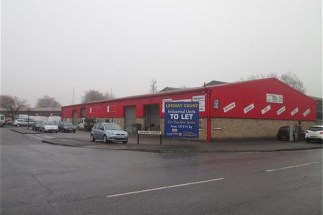 Thumbnail Warehouse to let in Leeway Court, Leeway Industrial Estate, Newport, Gwent, Wales
