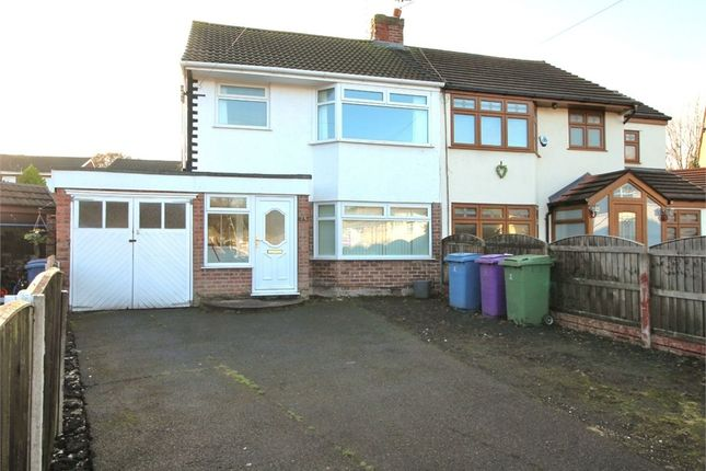 Thumbnail Semi-detached house for sale in Oakhurst Close, Gateacre, Liverpool, Merseyside