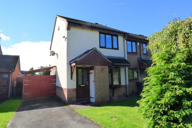 Thumbnail Property to rent in Attlebridge Close, Derby