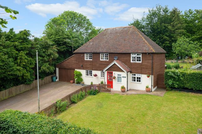 Thumbnail Detached house for sale in Tile Lodge Road, Charing Heath, Ashford