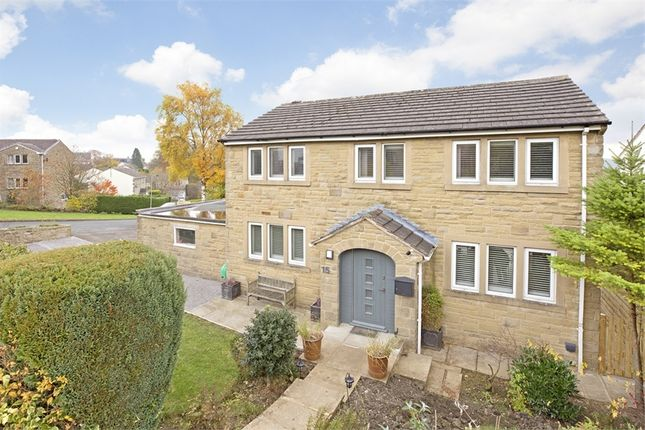 Thumbnail Detached house for sale in 15 Rockwood Drive, Skipton, North Yorkshire