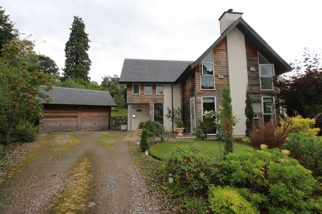 Thumbnail Detached house for sale in Croftcroy, Croftinloan, Pitlochry