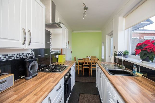 Thumbnail Terraced house for sale in Twizell Avenue, Blaydon-On-Tyne