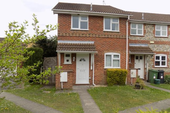 Thumbnail Semi-detached house to rent in Hodges Close, Bagshot, Surrey