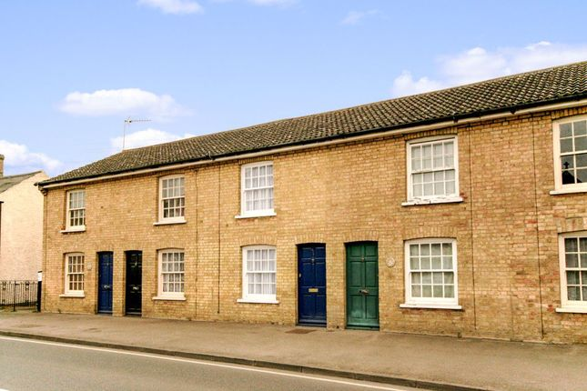 Thumbnail Terraced house to rent in High Street, Needingworth, St. Ives, Huntingdon