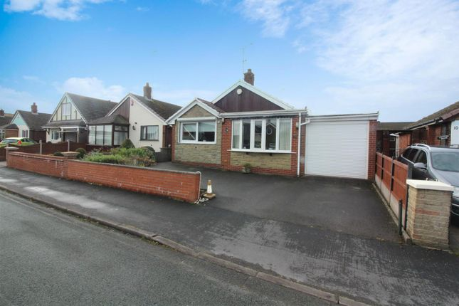 Thumbnail Detached bungalow for sale in Barlstone Avenue, Blythe Bridge, Stoke-On-Trent