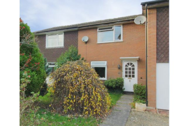 Thumbnail Terraced house for sale in Haughton Close, Bridgnorth